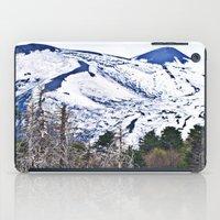 Vulcano Etna on the Isle of Sicily iPad Case