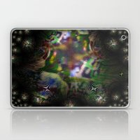 Heavens Gate Laptop & iPad Skin