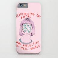 Scrutinizing The Pieces … iPhone 6 Slim Case