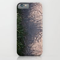 The Grass And It's Sha… iPhone 6 Slim Case
