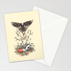 Eternal Sleep Stationery Cards