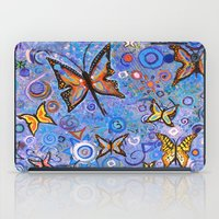 Butterflies are Free iPad Case