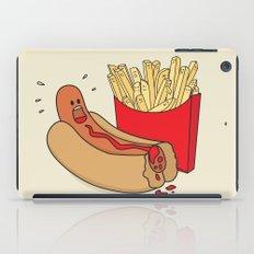 Fast Food Massacre iPad Case
