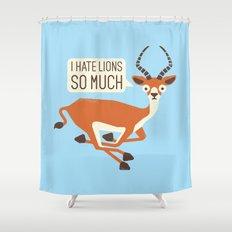 Prey Tell Shower Curtain