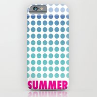 iPhone & iPod Case featuring Summer time by IstariDanae