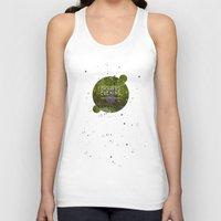 ENCHANTED Unisex Tank Top