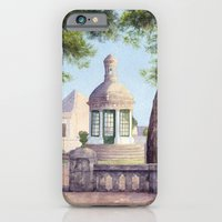 Tiny old mediterranean chapel iPhone 6 Slim Case