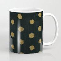 GOLD DOTS Mug