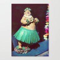Hawaii, Baby! Canvas Print