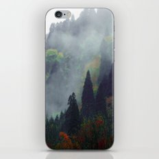 Forest Vibes iPhone & iPod Skin