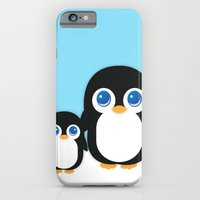 Adorable Penguins iPhone 6 Slim Case