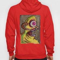 One Eyed Monster Hoody