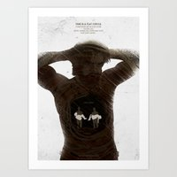 True Detective - The Sec… Art Print