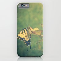 iPhone & iPod Case featuring Butterfly by Brittany Hart