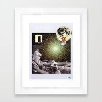 Faith Or Reason No. 1: '… Framed Art Print