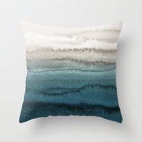 WITHIN THE TIDES - CRASH… Throw Pillow