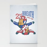 Second Breath Stationery Cards