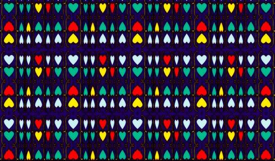 Heart Hugs Canvas Print
