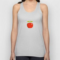 Apple 28 Unisex Tank Top