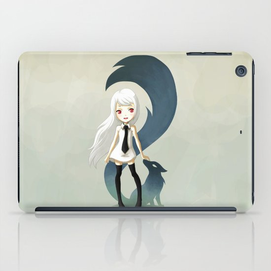 Fox Daemon iPad Case