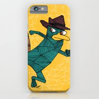 My Perry the Platypus iPhone 6 Slim Case