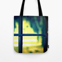 Life on the other side Tote Bag