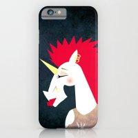 Punk Rock Unicorn iPhone 6 Slim Case