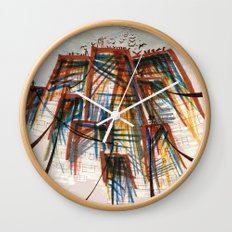 The City pt. 5 Wall Clock