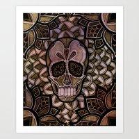Azucar Art Print