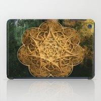 Celtic Gold iPad Case