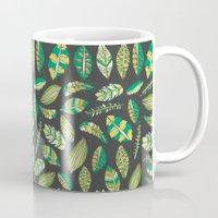 Night Tropical Jungle Mug