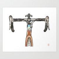 Ritte Crossberg Art Print