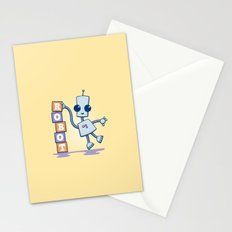 Ned's Blocks Stationery Cards