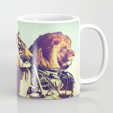 The Mission Comes First Mug