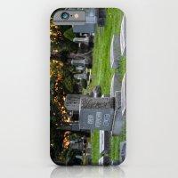 Graveyard Sunset iPhone 6 Slim Case