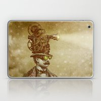 The Projectionist (sepia… Laptop & iPad Skin