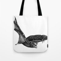 Bat tongue Tote Bag