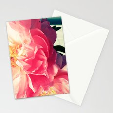 Peony Love Stationery Cards