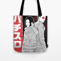 Print No11 Tote Bag