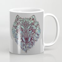 Wolf (Lone) Mug
