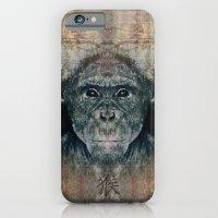 monkey iPhone & iPod Cases featuring Monkey by Zandonai