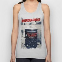 American grease Unisex Tank Top