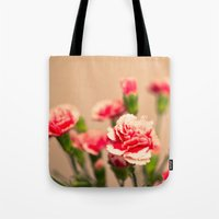 Carnation II Tote Bag