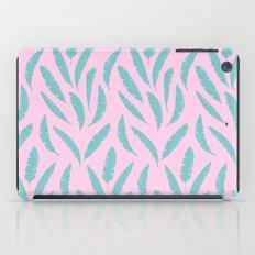 Tropical Leaf Pattern iPad Case