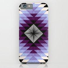 Cosmic Eye - Peach/Plum iPhone 6 Slim Case