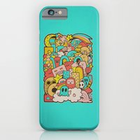 iPhone & iPod Case featuring Doodleicious by Perdita