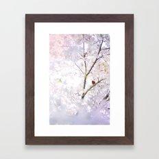 Water-colour Spring #2 Framed Art Print