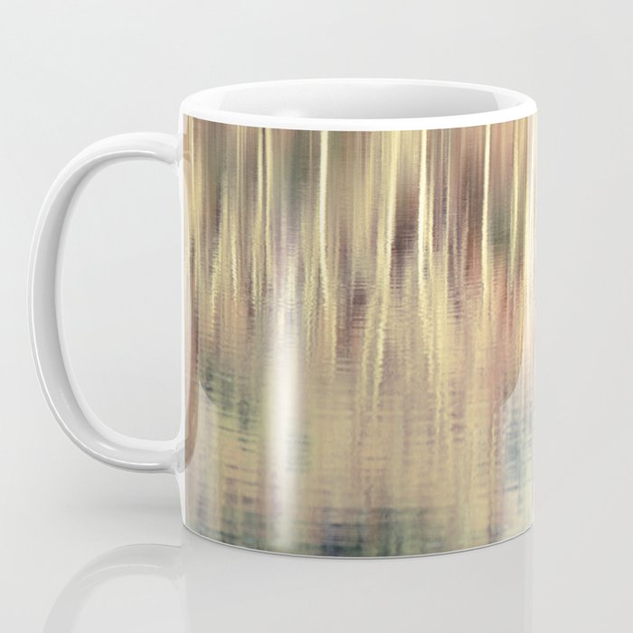 Abstract Trees Vintage Style Mug By Joyce Vincent Society6
