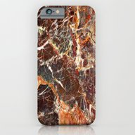 Black Marble 1 iPhone 6 Slim Case