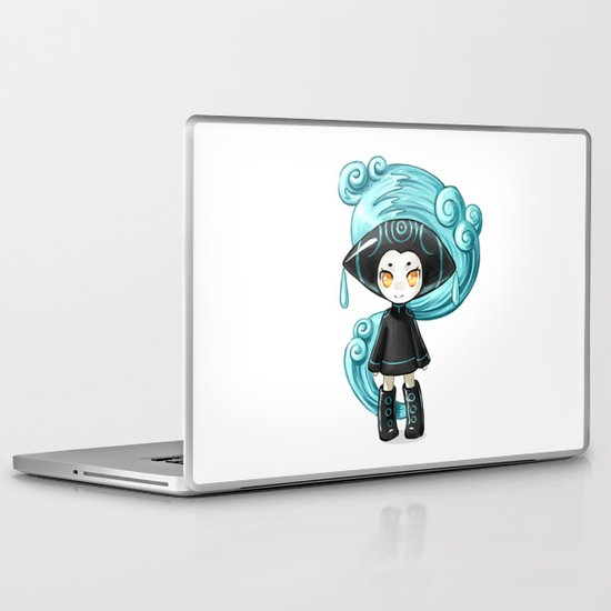 Water Sprite Laptop & iPad Skin